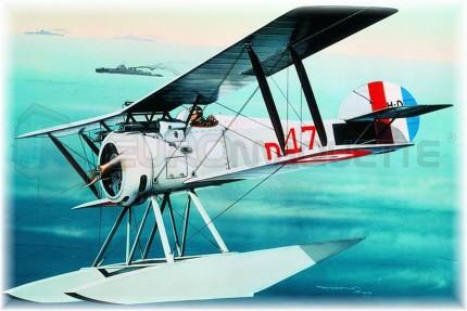 Eduard - Hanriot HD-2 floatplane(pro.)