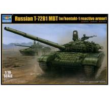 Trumpeter - T-72 B/B1 & ERA