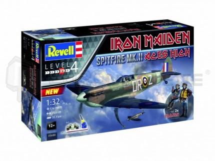 Revell - Spitfire Mk II Iron Maiden