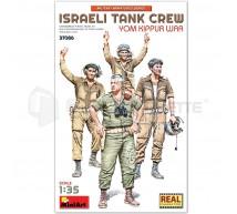 MINIART - IDF tank crew yom kippur war