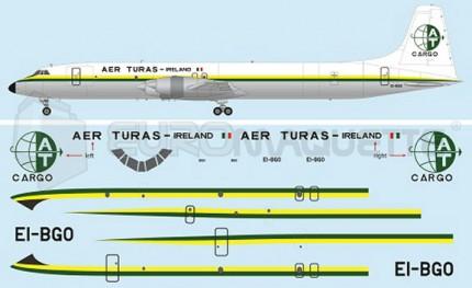 F rsin - CL-44J Aer Turas