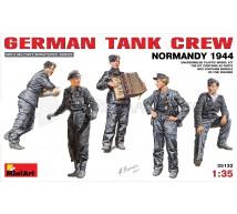 Miniart - German tank crew 1944