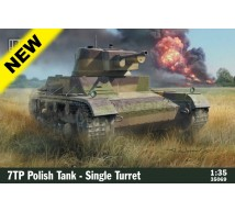 Ibg - 7TP Tank & interior
