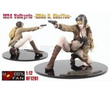 Hobby fan - Valkyrie girl H Chaffee