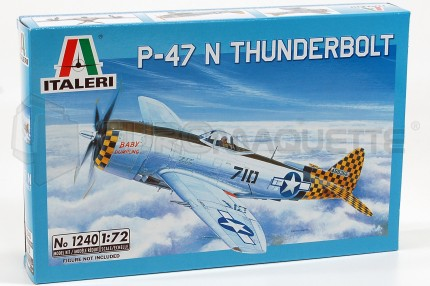 Italeri - P-47N Thundrbolt