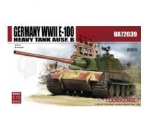 Model collect - E-100 Ausf B