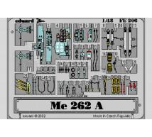 Eduard - Me-262 A  (tamiya)