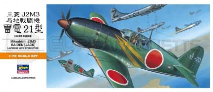 Hasegawa - J2M3 Raiden