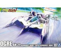 Aoshima - Ogre AN-21 Aeroboost mode Formula