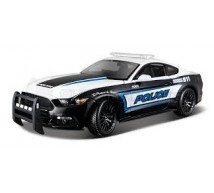 Maisto - Ford Mustang 2015 POLICE