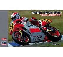 HASEGAWA - YAMAHA YZR500 89 (0WA8) Marlboro