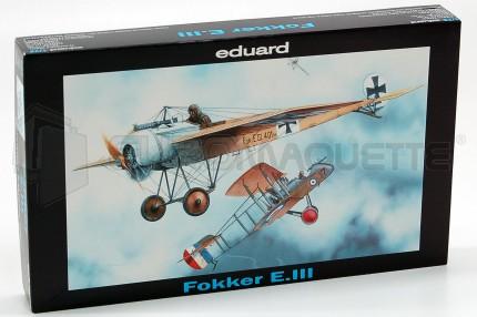 Eduard - Fokker E III