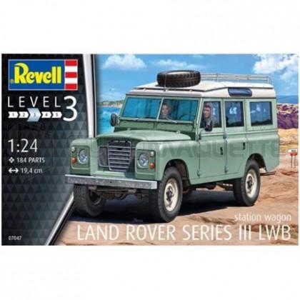 Revell - Land Rover Serie III LWB