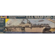 Revell - USS Wasp LHD-11/350