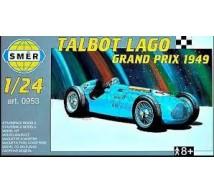 Smer - Talbot Lago F1