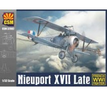 Copper state models - Nieuport XVII late