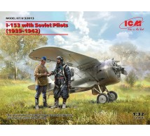 Icm - I-153 & Pilots