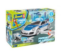 Revell - Porsche Polizei Snap kit