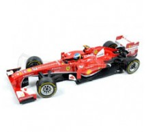 Hot Wheels - F138 F1 Alonso 2013 1/18