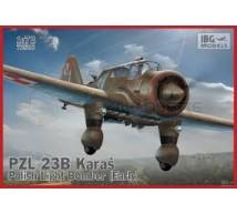 Ibg - PZL 23 Karas