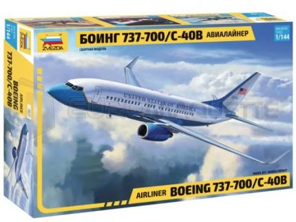 Zvezda - Boeing 737-700/C-40B