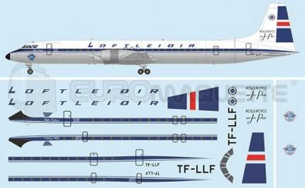 F rsin - CL-44J Loftleiair