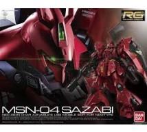 Bandai - RG MSN-04 Sazabi (0230363)