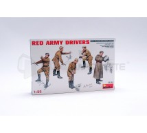 Miniart - Red army drivers WWII