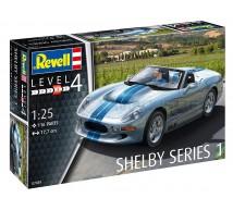 Revell - Shelby Serie 1