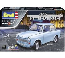 Revell - Coffret Trabant 601S 60th Anniv