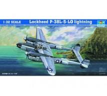 Trumpeter - P-38L     lightning