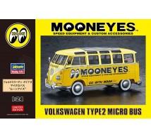 Hasegawa - VW Combi T2 Mooneyes