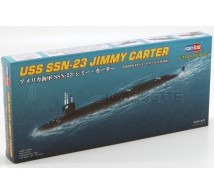 Hobby Boss - USS Jimmy Carter 1/700