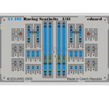 Eduard - Harnais 4 Points Bleus