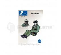 Pj production - F-16 Pilot