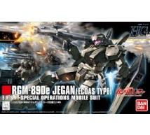bandai - HG RGM-89De Jegan ecoas type (0169491)