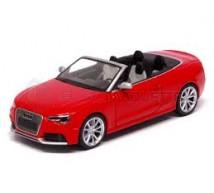 Minichamps - Audi RS5 cabriolet rouge
