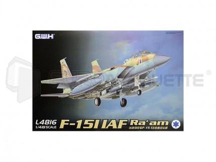 Great wall hobby - F-15I IAF Ra am