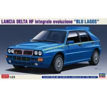 Hasegawa - Lancia Delta HF Stradale Blu Lagos