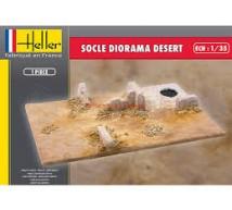 Heller - Socle diorama desert