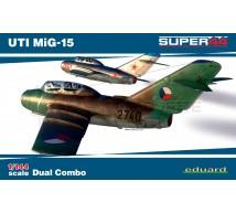 Eduard - Dual Combo Mig-15 UTI