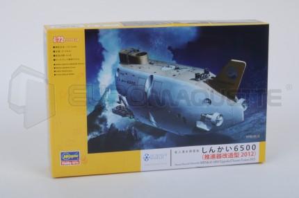 Hasegawa - Shinkai 6500 Up graded