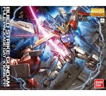 Bandai - MG Build Strike Gundam full Pck (0185183)