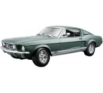 Maisto - Ford Mustang Fastback 1967