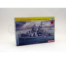 Dragon - USS Buchanan/USS Lansdowne 1/700