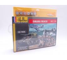 Heller - Coffret Omaha Beach