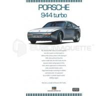Hasegawa - Porsche 944 Turbo