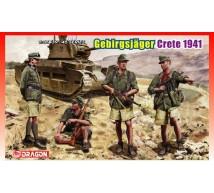 Dragon - Gebirgsjager Crete 1941