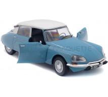 Solido - DS 19 1972 Bleue