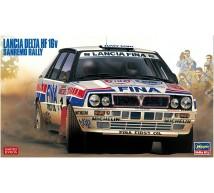 Hasegawa - Lancia Delta HF San Remo Rally